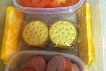 Kids Lunch ideas/snacks / by Yoly Brenes