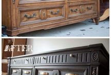Furniture / by Irina Leshkevich