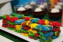 birthday party ideas / by Erika Falcon
