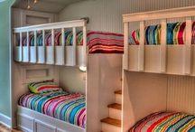 Girls' Bedroom / by Marisa Rangel