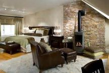 Master Bedrooms / by Stacey Spears
