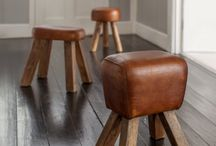 Savari range - new for AW14 / Myakka's eclectic mix of individual fair trade pieces new for AW14 includes exciting benches and stools to bring a bit of adventure to any home.  See the full range online at www.myakka.co.uk / by Myakka Ltd