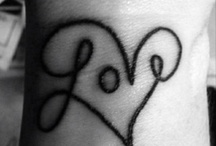 Tattoos / by Kandace Giles