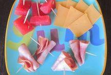 Kids Food Ideas / by Cheryl Vance
