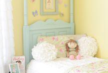Sadie's room / by Kelly Whetton