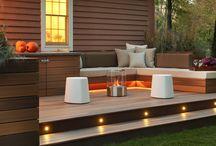deck, veranda, balcony / by ruthie8