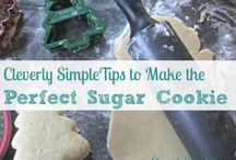 sugar cookies / by Deb O'Brien