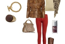 Fall & Winter Fashion / by Jada Wales