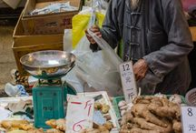 Markets, Shops, Stalls, & Carts / by Susan Cornecelli Smith