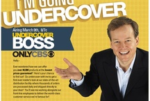 OTC on Undercover Boss / by Oriental Trading Company
