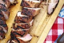 Pork and Beef  / by Carter Davis