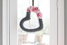 Wreaths.  / by Stephanie Hunter