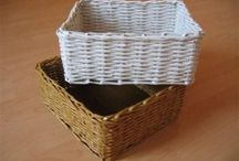 Basketry / by Rabbit Ridge Farm (Jordan Charbonneau)