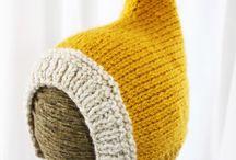 knit and crochet / by Geraldine Everett