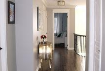 Dream Rooms - Hallways  / by Angie Allen