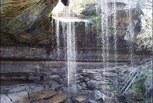 waterfalls / by linda robertson