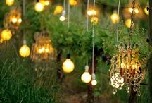 Lighting / by Botanic Art- Event Design