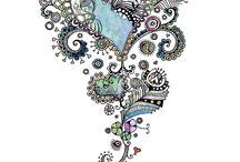 Tattoos / by Kristin Clarke