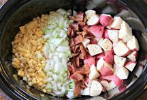 Crockpot cooking / Slow cookin' / by Linda aka MommyCraftsAlot