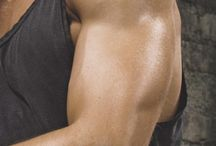 Men - fitness / by Lori Foster