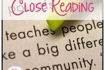 School Reading / by Kristi Hopper