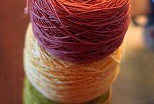 colores y lanas / by sil bel