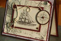 Cards - * Open Sea / by Trisha Klowak