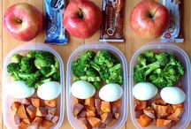 Meal prep ideas / by Amy {fun-baby-shower-ideas.com}