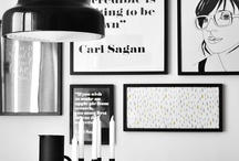 Interior design / by Rose Pascual