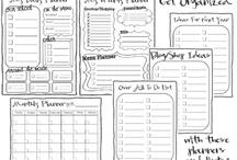 Organized Life. / by Lindsey Carlton