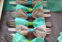 Dawn's hosted baby shower / by Alison Neuman