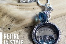 Origami Owl Living Lockets Ideas / by Denise Curran - Origami Owl Living Lockets - Independent Designer