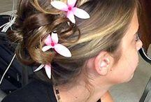 Hair Ideas for Kat's Wedding / by Ashley Lynne