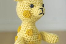 Crochet  / Crafts / by Crystal Breitenbach