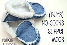 Slippers #2 / by Maggie T Designs