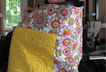 Read my Craftsy blog posts for great learning tips! / For many helpful quilting and longarming tips / by Laugh yourself into Stitches
