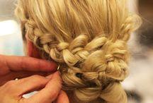 Bridesmaids hair / by Helen Robinson