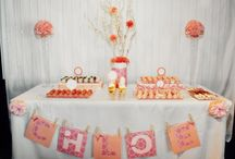 Girl Baby Shower Ideas / by Amy {fun-baby-shower-ideas.com}