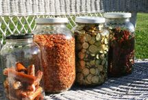 Dehydrating and Canning / Start where you are. Use what you have.  Do what you can.  / by Carleen Riffle