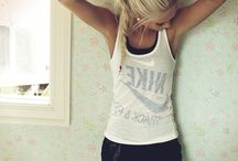 Fitness clothing  / by Kailey Douglas