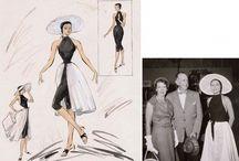 Edith Head Designs / by oldsmocksnewfrocks