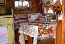 I want a camper so it might as well be vintage / by Jackie Haag