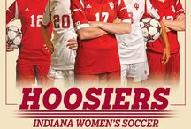 Women's Soccer / by Indiana Hoosiers