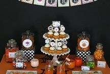 Fall Decor & Treats / by Stephanie Russell