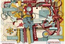 Digital Scrap Booking / by Karen Diebolt