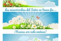 Versículos / by Iglesia Adventista en Perú (Norte)