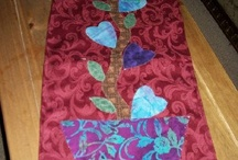 Table Runners & Wall Hangings / by Connie Smith