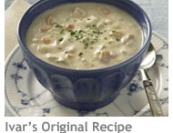 Shout Louder for Chowder / Photos of our chowder from pinners around the world / by Ivar's