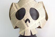 Hats & Masks / by John Benvin