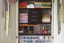 Organize / by Jennifer McMillan